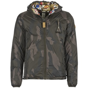 Clothing Men Duffel coats 80DB Original HENDRIX Kaki / Camouflage