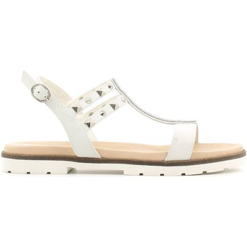 Shoes Women Sandals Grace Shoes 64510 Sandals Women Bianco Bianco