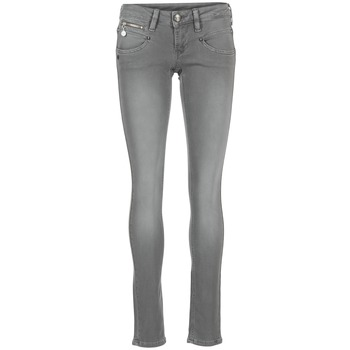 Clothing Women slim jeans Freeman T.Porter ALEXA MAGIC COLOR Grey
