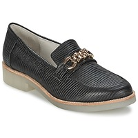 Shoes Women Loafers Senso ISAAC Black