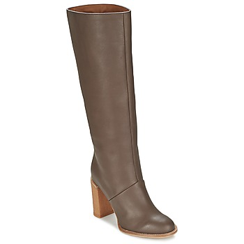 Shoes Women High boots See by Chloé SB23005 Elephant