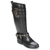 Shoes Women High boots SuperTrash SAMMY Black
