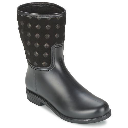 Shoes Women Mid boots SuperTrash SUZY Black