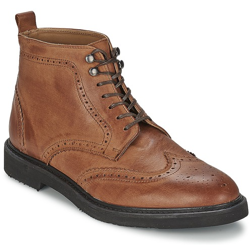 Shoes Men Mid boots House of Hounds MAX Tan