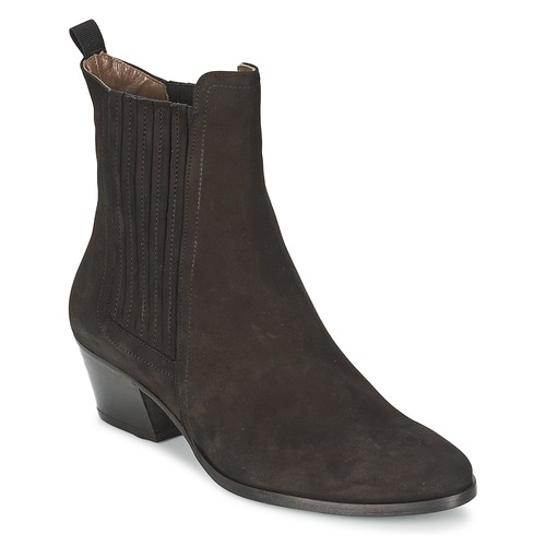 Shoes Women Ankle boots Elia B WELL HEELED  black