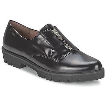 Shoes Women Derby Shoes Wonders CAMMA Black