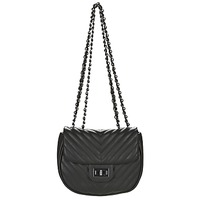 Bags Women Shoulder bags Morgan MATSA Black