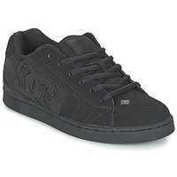 Shoes Men Skate shoes DC Shoes NET  BLACK /  BLACK /  BLACK