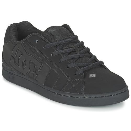 Shoes Men Skate shoes DC Shoes NET Black
