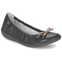 Shoes Women Flat shoes TBS MACASH Black / TAUPE