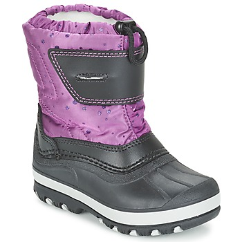 Shoes Girl Snow boots Citrouille et Compagnie FIZKO Purple
