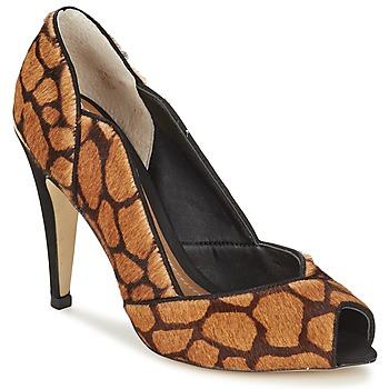 Shoes Women Heels Dumond GUATIL Leopard