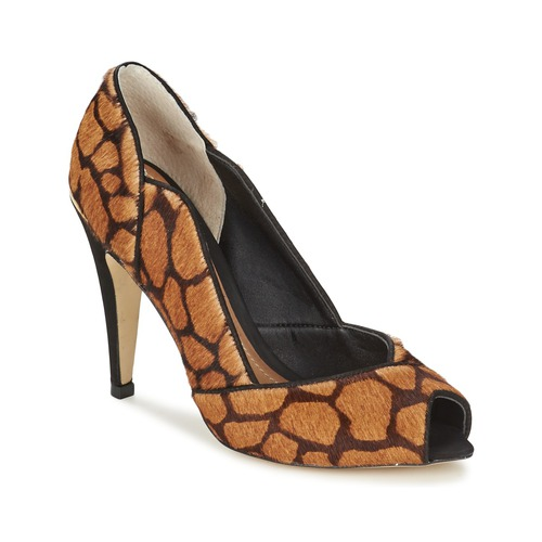 Shoes Women Heels Dumond GUATIL Leopard