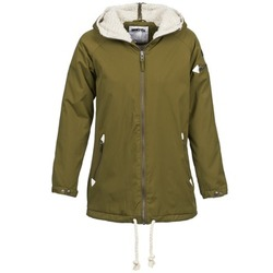 Clothing Women Parkas Nikita ALPHUBEL Kaki