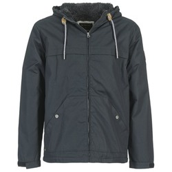 Clothing Men Jackets Quiksilver WANNA SHERPA Black