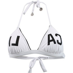 Clothing Girl Bikini Separates Banana Moon Teens White Triangle Swimsuit Socal Full WHITE