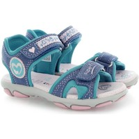 Shoes Boy Sandals Superfit Nelly 1 Navy blue