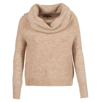 Clothing Women jumpers Only BERGEN BEIGE
