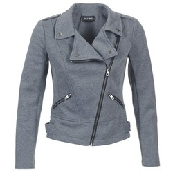 Clothing Women Jackets / Blazers Only OLLIE Grey