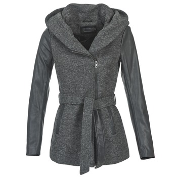 Clothing Women coats Only LISFORD Grey