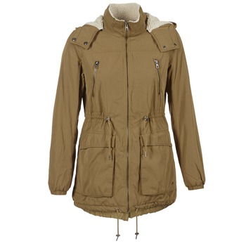 Clothing Women Parkas Only ANNA Kaki