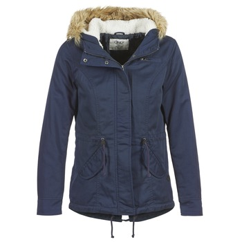 Clothing Women Parkas Only LORCA MARINE