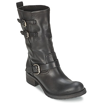 Shoes Women Mid boots JFK GUANTP Black