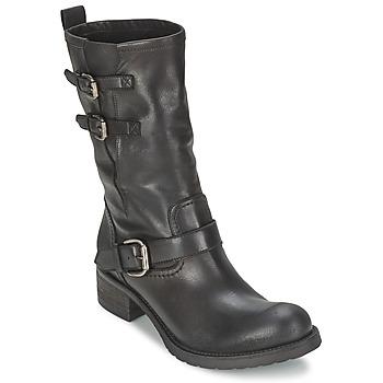 Shoes Women Mid boots JFK GUANTP Black