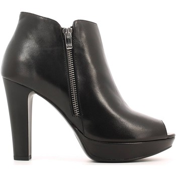 Shoes Women Ankle boots Nero Giardini P615421DE Ankle boots Women Black Black