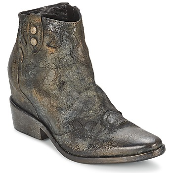 Shoes Women Ankle boots Strategia XIOT Grey