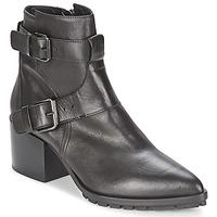 Shoes Women Ankle boots Strategia FUCILE Black