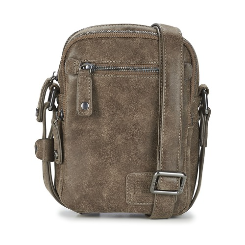 Bags Men Pouches / Clutches Wylson LUCAS 2 Brown
