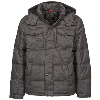 Clothing Men Duffel coats Dockers HERRINGBONE PARKA Grey