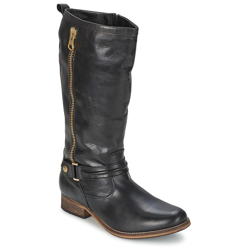 Shoes Women High boots Nome Footwear SASSIF CASU Black