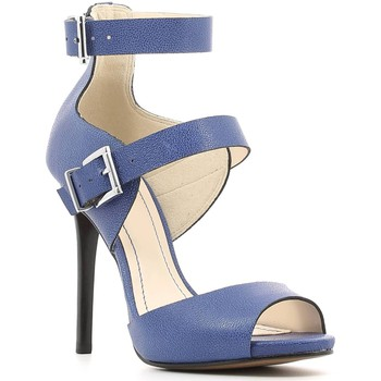 Shoes Women Sandals Grace Shoes 1-19117 High heeled sandals Women Blue Blue