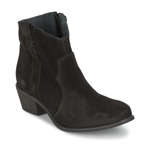 Shoes Women Mid boots Shoe Biz BROPE Black