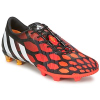 Shoes Men Football shoes adidas Performance PREDATOR INSTINCT FG Red / Black