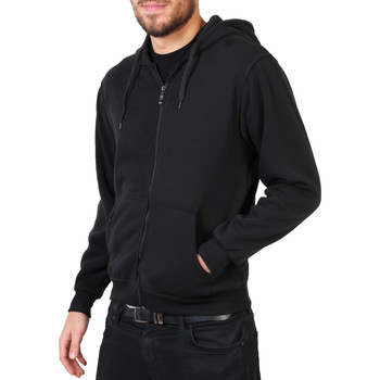 Clothing Men sweatpants Krisp Mens Drawstring Hoodie {Black } Black