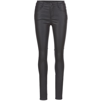 Clothing Women 5-pocket trousers Vila VICOMMIT Black