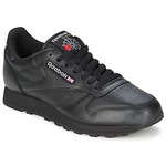 Low top trainers Reebok Classic CL LTHR