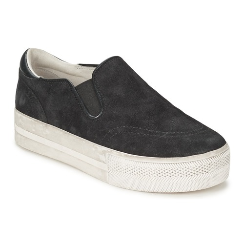 Shoes Women Slip-ons Ash JUNGLE Black