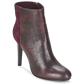 Shoes Women Ankle boots Alberto Gozzi GRINGO MANDORLA Bordeau