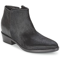 Shoes Women Mid boots Alberto Gozzi PONY NERO  BLACK / Pony