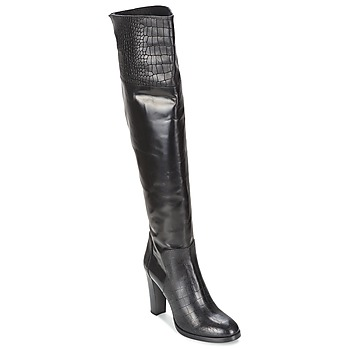 Shoes Women High boots Alberto Gozzi GRINGO NERO  BLACK