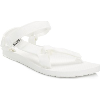 Shoes Women Sandals Teva Womens Bright White Original Universal Sandals White