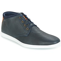 Shoes Men Hi top trainers Casual Attitude CALER Marine
