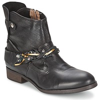 Shoes Women Mid boots Regard SOFAXO Black