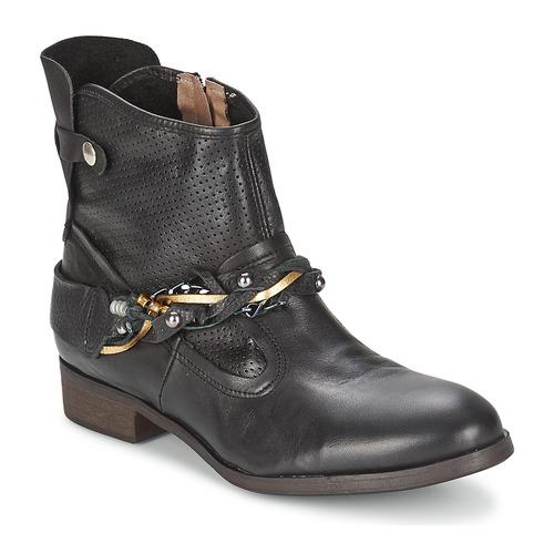 Shoes Women Mid boots Regard SOFAXO Black