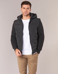 Clothing Men Jackets Lonsdale TUXFORD Black