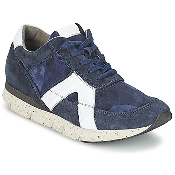 Shoes Women Low top trainers OXS JAZZ Blue / MARINE